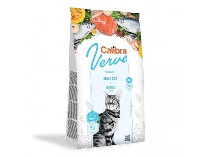Calibra Cat Verve GF Adult Herring 750 g