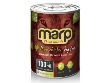 Marp Holistic Chicken konzerva pro psy s kuřecím 400 g