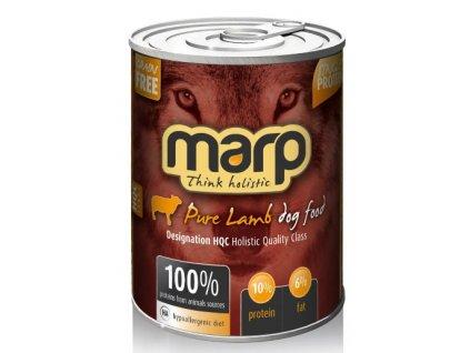 Marp Lamb Holistic konzerva pro psy s jehněčím 400 g