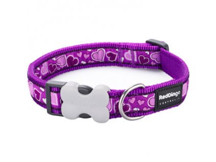1796 2 obojek red dingo 15 mm x 24 37 cm breezy love purple
