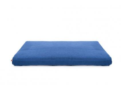 18368 1 matrace aminela 120x80x10cm half and half modra svetle seda