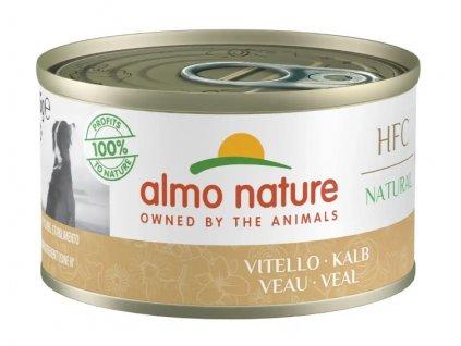 Almo Nature HFC Dog telecí 95 g