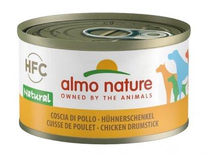 Almo Nature HFC Dog kuřecí stehna 95 g