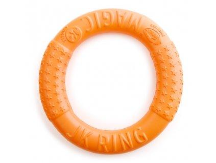 Magic ring oranžový 17 cm