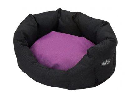 Pelech Sofa Bed Mucica Julia Ovál BUSTER (Velikost L)