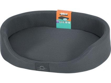Pelech MEMORY Oval šedý Zolux