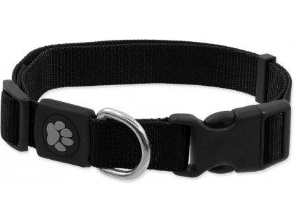 Obojek ACTIVE DOG premium - Černý (Velikost Velikost XL)
