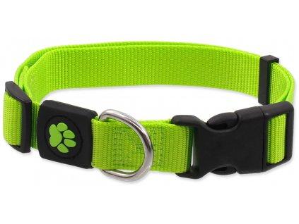 Obojek ACTIVE DOG premium - Limetkový (Velikost Velikost XL)