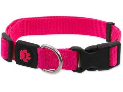 Obojek ACTIVE DOG premium - Růžový (Velikost Velikost XL)