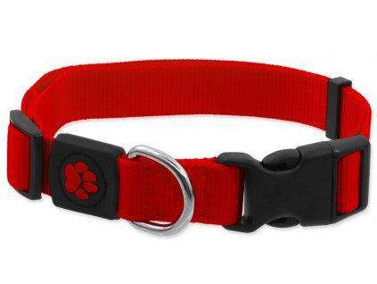 Obojek ACTIVE DOG premium - Červený (Velikost Velikost XL)