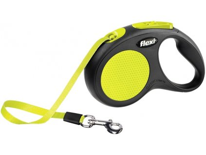 2357 1 voditko flexi neon s 5 m 15 kg pasek new