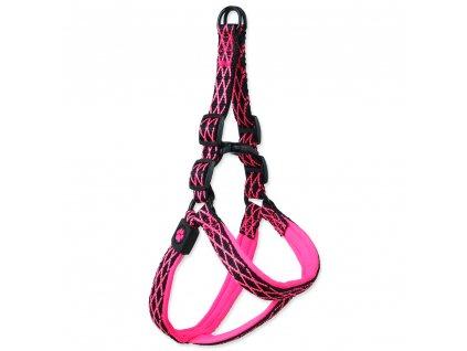 Postroj ACTIVE DOG Mystic růžový (Velikost Velikost M)