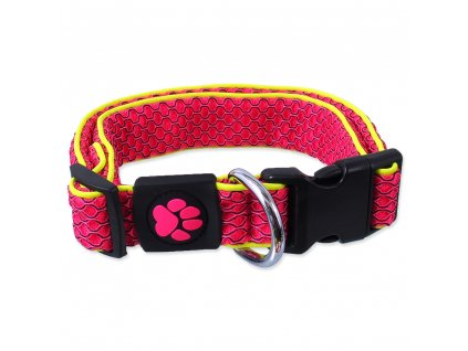 Obojek ACTIVE DOG Mellow růžový (Velikost Velikost XL)