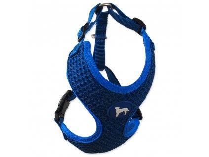 Postroj ACTIVE DOG Mellow modrý (Velikost Velikost L)