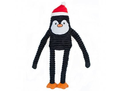 2483 zippypaws holiday crinkle tucnak