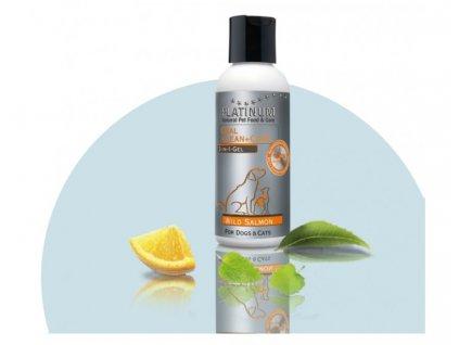 Platinum Natural Oral clean care gel salmon 120ml
