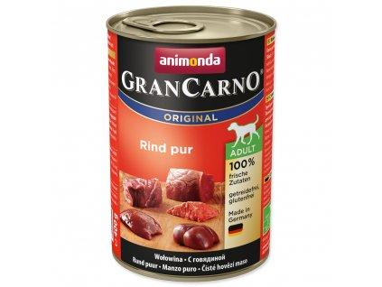 272 konzerva animonda Grancarno adult hovezi 400g