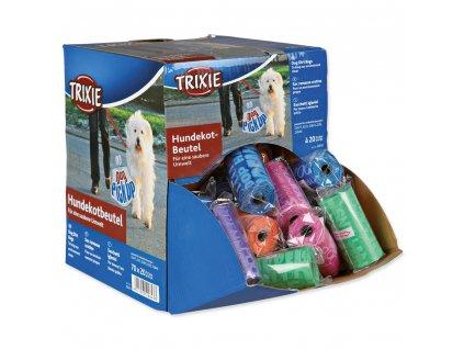 2762 sacky nahradni na psi vykaly trixie mix barev 1 ks