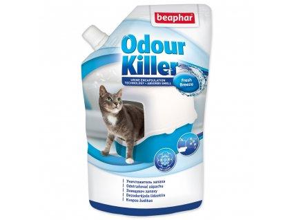 2870 odstranovac zapachu beaphar odour killer pro kocici toalety 400 g