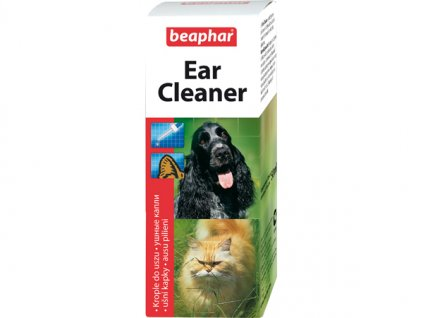2987 beaphar kapky usni ear cleaner 50 ml
