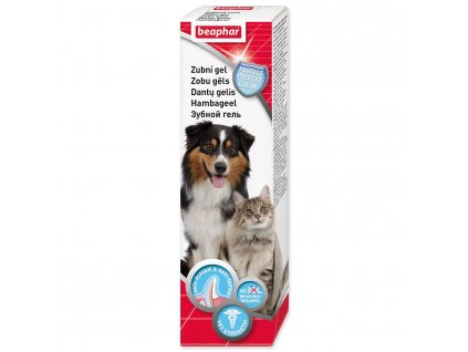 2999 beaphar gel zubni s aplikatorem 100 ml