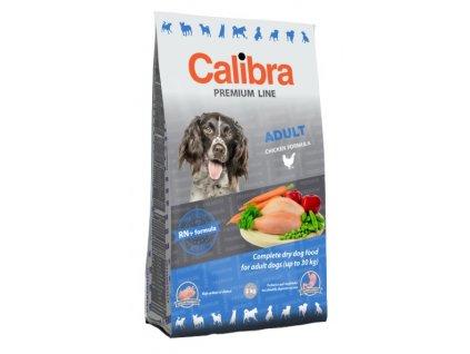 3227 1 calibra dog premium line adult 3 kg