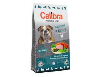 3239 1 calibra dog premium line senior light 3 kg