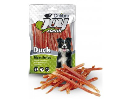 3290 calibra joy dog classic duck strips 80 g