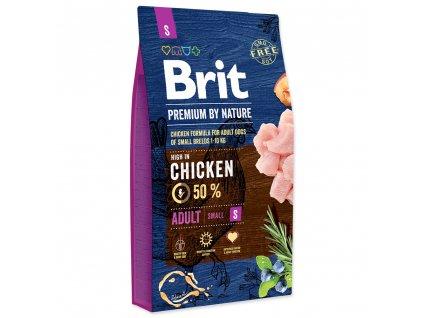 3740 1 brit premium by nature adult s 8 kg