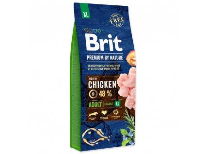 3779 1 brit premium by nature adult xl 15 kg