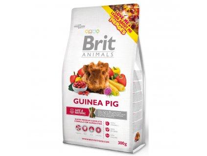 383 1 Brit Animals guinea pig complete 300 g