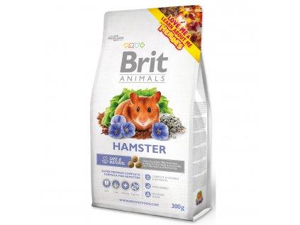 386 1 Brit Animals hamster complete 300 g