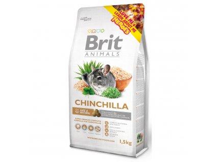 389 1 Brit Animals chinchila complete 1 5 kg