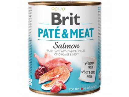 3893 brit konzerva pate meat salmon 800g
