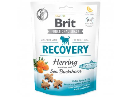 3911 brit care dog functional snack recovery herring 150 g