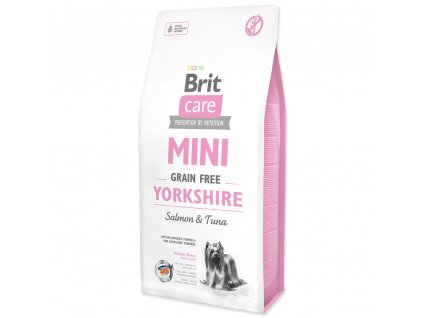 3941 brit care mini grain free yorkshire 7 kg