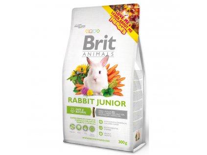 404 1 Brit Animals rabbit junior complete 300 g