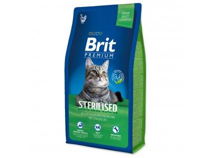 4133 1 brit premium cat sterilised 8 kg