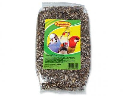 74 1 Avicentra slunecnice zihana velkozrnna 500 g