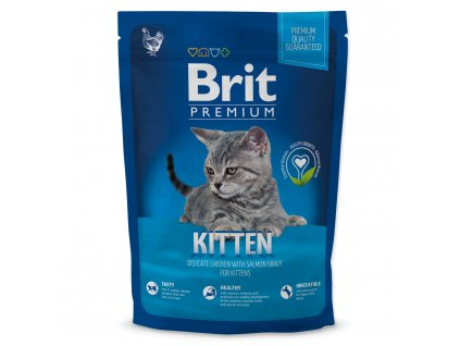 812 1 brit premium cat kitten 800 g