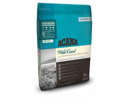 4259 acana wild coast 17 kg