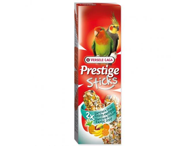 140 1 versele laga tycinky s exotickym ovocem pro stredni papousky 140 g