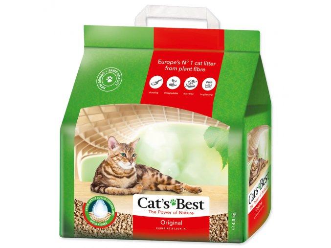 2756 kockolit cat s best original 10l 4 3kg
