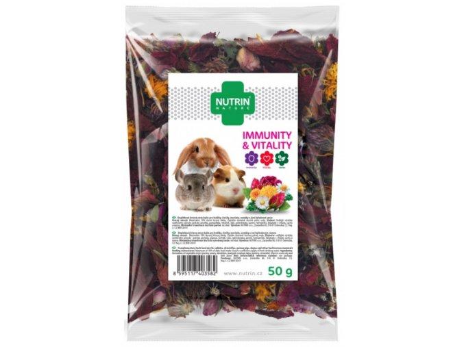 497 Nutrin nature immunity vitality 50 g