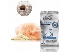 1319 1 platinum natural puppy chicken 1 5 kg