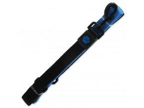 Vodítko ACTIVE DOG bungee neoprene 120 cm - Modré (Velikost Velikost L)