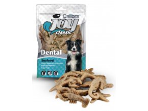 3308 calibra joy dog classic dental sea food 70 g
