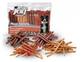 3326 calibra joy dog multipack meat variety mix 4x70 g