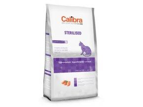 3368 calibra cat sterilised chicken rice 2 kg