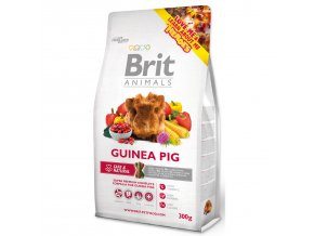 383 1 Brit Animals guinea pig complete 300 g